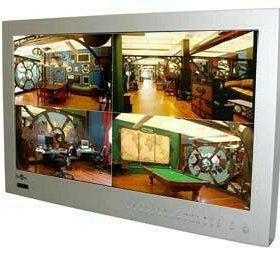 Smartec STM-260W Монитор для видеонаблюдения