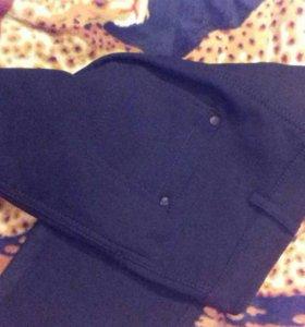 Продам новые зауженные штанишки 2 шт зима и лето