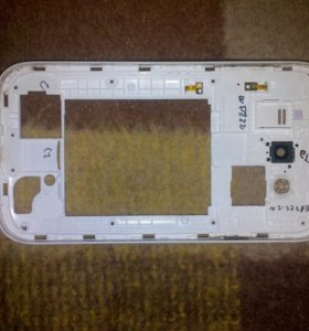Samsung galaxy grand NEO I9060 задняя крышка