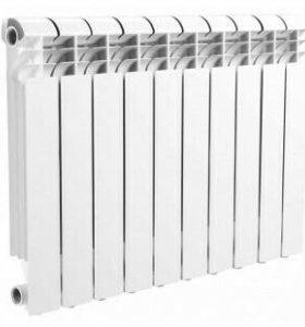 Радиатор би метал Oazis батарея отопление 500мм