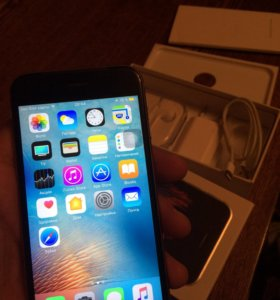 iPhone 6s 64Gb Space Gray