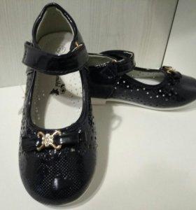 Туфли новые размер 27