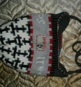 шапка (новая) зимняя