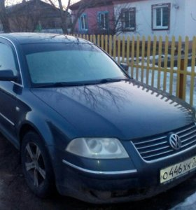 Volkswagen Passat 1.8AT, 2001, седан