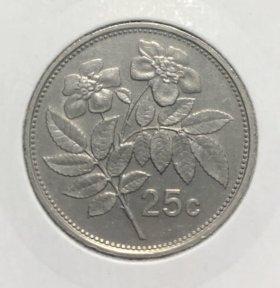 Монета Мальты