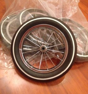 Комплект колёс к коляске Roan Marita, 12 дюймов
