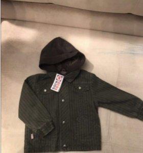 Джинсовая куртка Baby Kids новая с этикетками