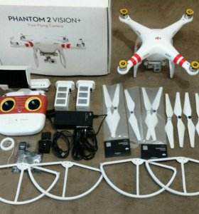 DJI Phantom 2 Vision + (ver.3.0)