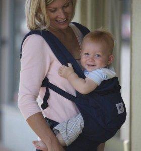 Эргономичный рюкзак для переноски малыша