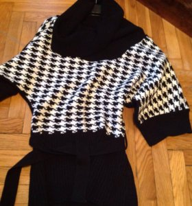 Кофта платье туника