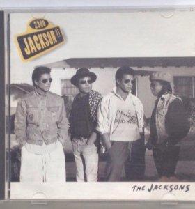 СД: The Jacksons 1989г