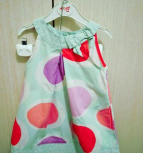 Детские платья размер 2-3 года