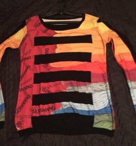 Джемпер, пуловер, кофта Serianno