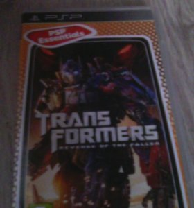 "Диск для PSP "" Transformers """