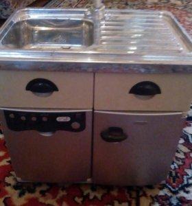 Мойка- холодильник интерактивная