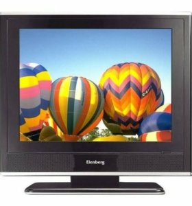 "Телевизор с DVD плеером Elenberg LVD-1502 15"""