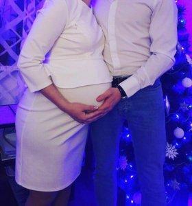 Продам платье для беременных и кормящих мам