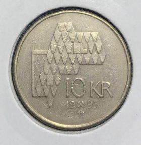 Монета Норвегии