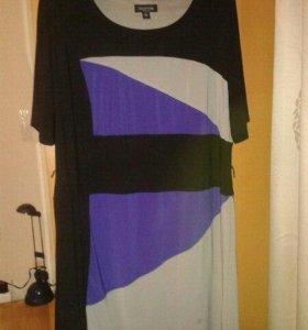 Платье 60-62 размер