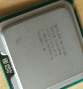 Процессор Pentium E5700 soket 755