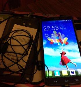Смартфон Alcatel one touch Hero