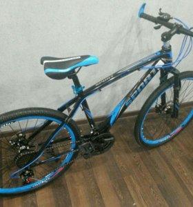 Велосипед новый MTB, Sport. 26 колесо, 21 скор.