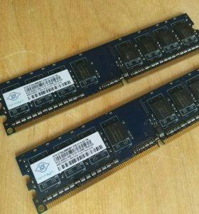 ОЗУ DDR2-512 Mb