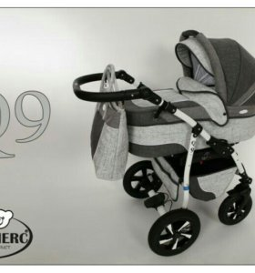 Детская коляска Baby Merc Q 9