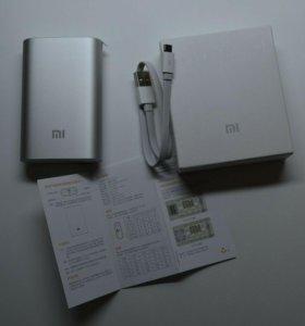 Power bank xiaomi 10400 mAh новый
