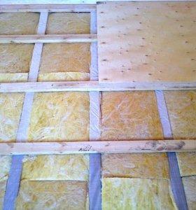 Строительство домов.бань, хоз построек, заборов.