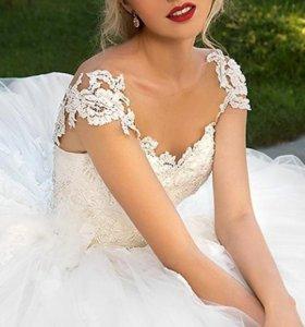 Свадебные платья новые. Стильные