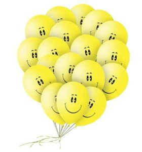Гелевые шары.