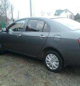 Автомобиль Лифан Солано 1.6 седан, 106 л.с.