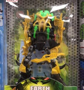 Робот конструктор новый
