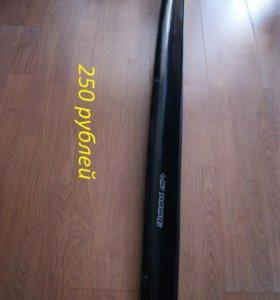 Дефлекторы на ВАЗ 2105