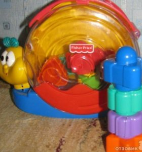 Сортер Улитка Fisher Price