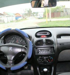 Пежо206 2007 года