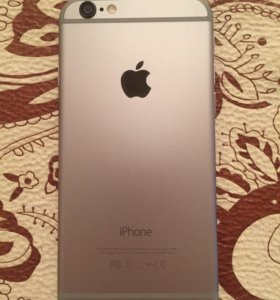 iPhone 6 16G spase gray