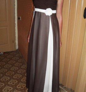 Выпускное платье paulin. Торг.