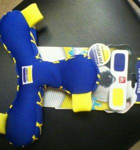 Игрушка для собаки на суше и воде