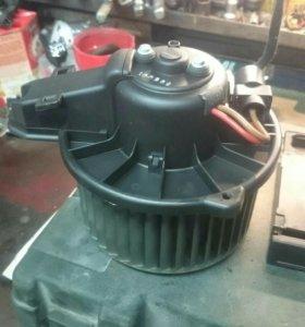 Мотор печки Ауди А6С5 Allroad guattro