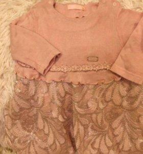 Пышное красивое платье choupette