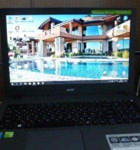 """Игровой ноутбук acer e5-774g-55ww 17"""""""