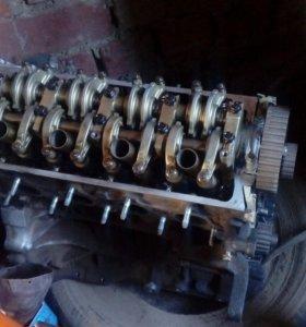 Двигатель д16а в разбор