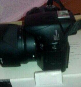 Профессиональный зеркальный фотоаппарат Sony