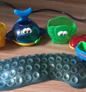 Игрушка для ванны fisher price