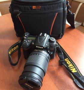 Фотоаппарат Никон Д7000