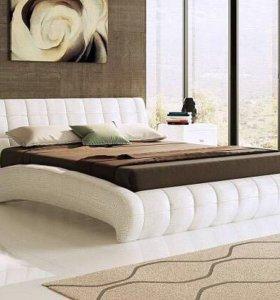 Кровать орматек+ ортопедический матрас