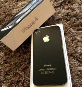 iPhone 4 на 8Gb (в идеале)