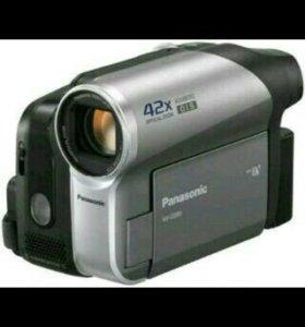 Видеокамера «Panasonic NV-GS90EE-S»